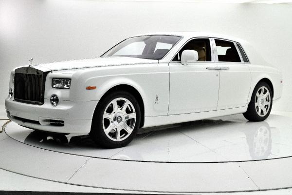 Used 2010 Rolls-Royce Phantom for sale $139,880 at F.C. Kerbeck Rolls-Royce in Palmyra NJ 08065 2
