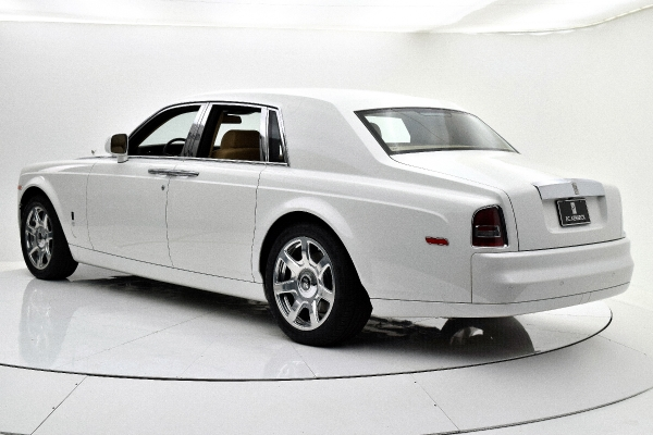 Used 2010 Rolls-Royce Phantom for sale $139,880 at F.C. Kerbeck Rolls-Royce in Palmyra NJ 08065 4
