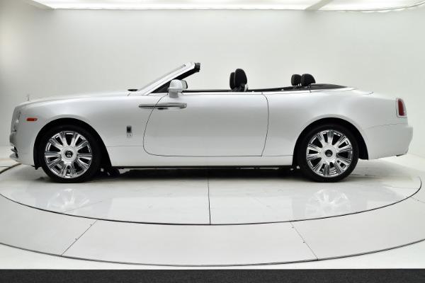 Used 2016 Rolls-Royce Dawn for sale Sold at F.C. Kerbeck Rolls-Royce in Palmyra NJ 08065 3