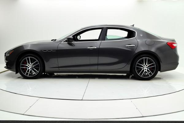Used 2018 Maserati Ghibli S Q4 for sale Sold at F.C. Kerbeck Rolls-Royce in Palmyra NJ 08065 3