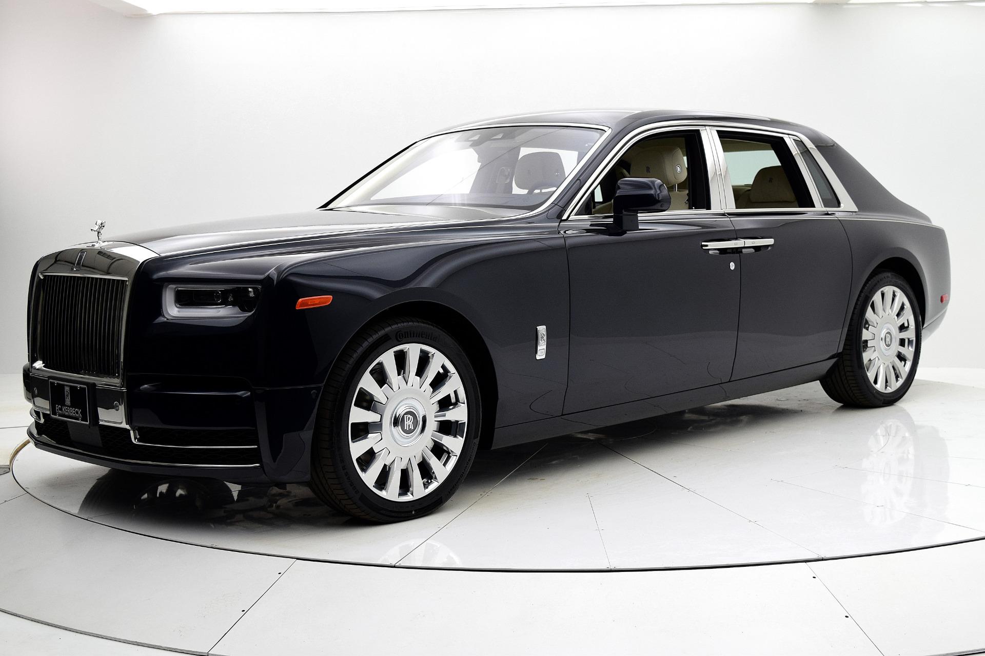Rolls Royce Phantom Matte Black Price