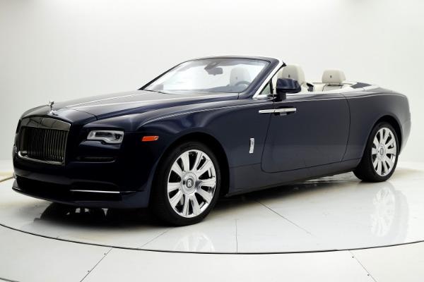 Used 2018 Rolls-Royce Dawn for sale Sold at F.C. Kerbeck Rolls-Royce in Palmyra NJ 08065 2