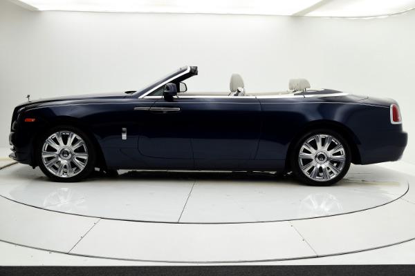 Used 2018 Rolls-Royce Dawn for sale Sold at F.C. Kerbeck Rolls-Royce in Palmyra NJ 08065 3