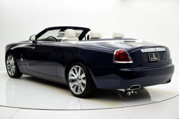 Used 2018 Rolls-Royce Dawn for sale Sold at F.C. Kerbeck Rolls-Royce in Palmyra NJ 08065 4