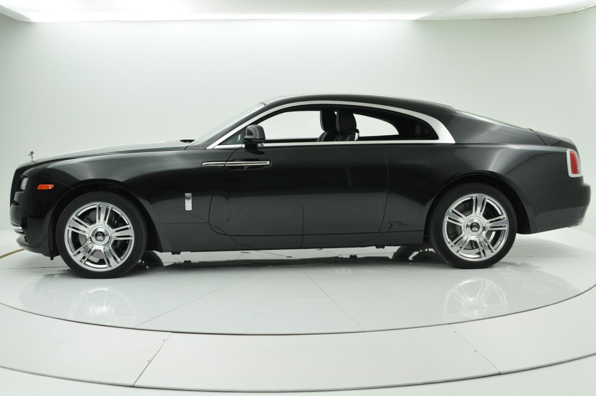 Rolls Royce Wraith For Sale >> Used 2015 Rolls Royce Wraith For Sale 239 880 F C
