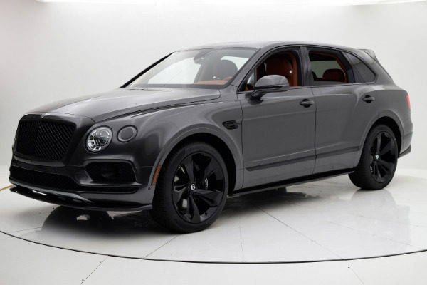 Used 2018 Bentley Bentayga Black Edition for sale $149,880 at F.C. Kerbeck Rolls-Royce in Palmyra NJ 08065 3