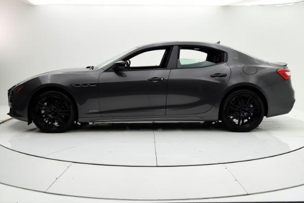 Used 2018 Maserati Ghibli S Q4 GranSport for sale Sold at F.C. Kerbeck Rolls-Royce in Palmyra NJ 08065 3