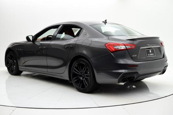 Used 2018 Maserati Ghibli S Q4 GranSport for sale Sold at F.C. Kerbeck Rolls-Royce in Palmyra NJ 08065 4