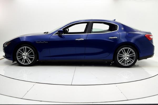 Used 2015 Maserati Ghibli S Q4 for sale Sold at F.C. Kerbeck Rolls-Royce in Palmyra NJ 08065 3