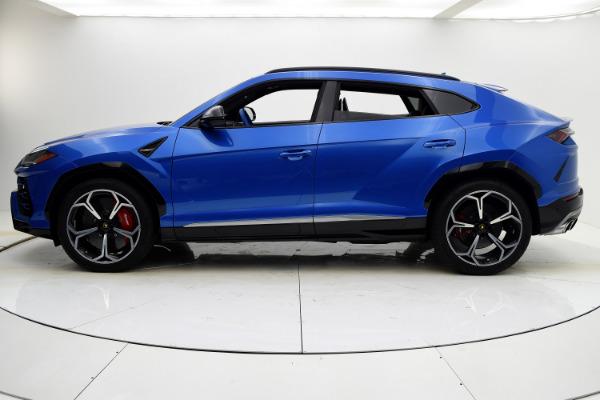 Used 2019 Lamborghini Urus for sale $224,880 at F.C. Kerbeck Rolls-Royce in Palmyra NJ 08065 3