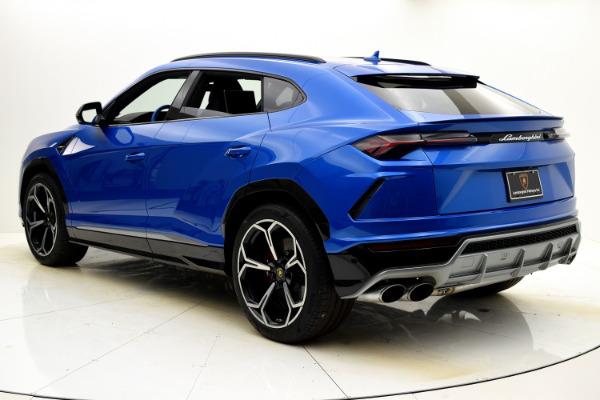 Used 2019 Lamborghini Urus for sale $224,880 at F.C. Kerbeck Rolls-Royce in Palmyra NJ 08065 4