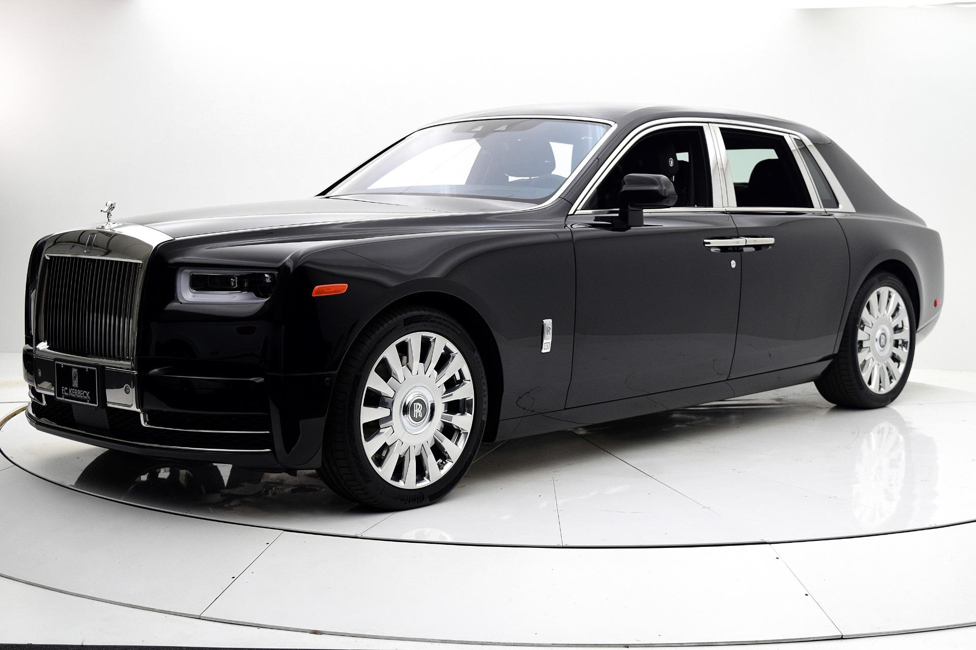 New 2019 Rolls-Royce Phantom for sale $495,675 at F.C. Kerbeck Rolls-Royce in Palmyra NJ 08065 2
