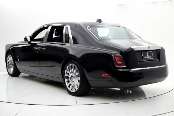 New 2019 Rolls-Royce Phantom for sale $495,675 at F.C. Kerbeck Rolls-Royce in Palmyra NJ 08065 4