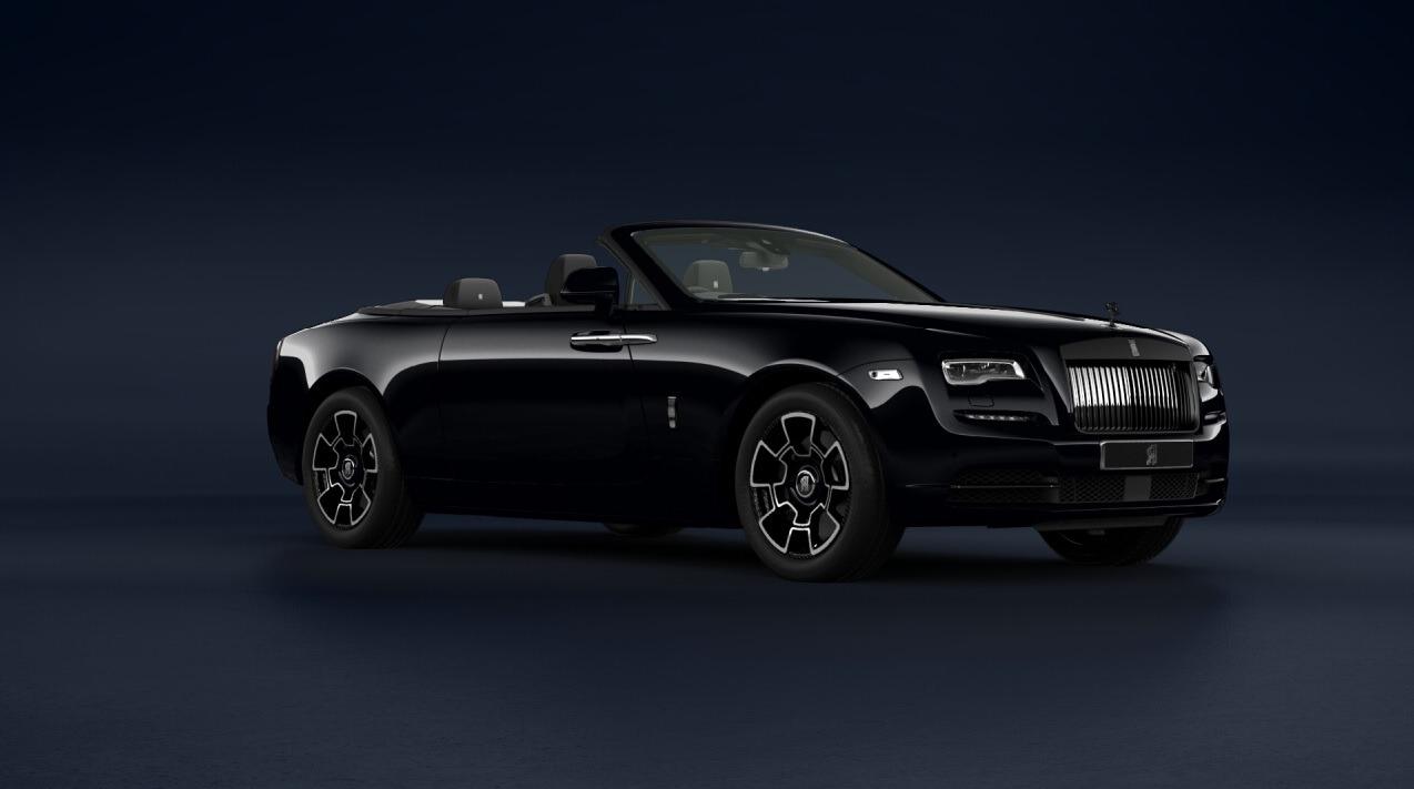 New 2019 Rolls-Royce Dawn Black Badge for sale Sold at F.C. Kerbeck Rolls-Royce in Palmyra NJ 08065 2
