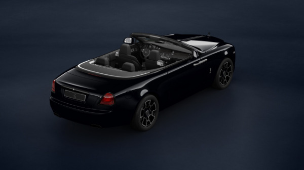 New 2019 Rolls-Royce Dawn Black Badge for sale Sold at F.C. Kerbeck Rolls-Royce in Palmyra NJ 08065 3