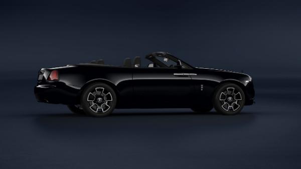 New 2019 Rolls-Royce Dawn Black Badge for sale Sold at F.C. Kerbeck Rolls-Royce in Palmyra NJ 08065 4