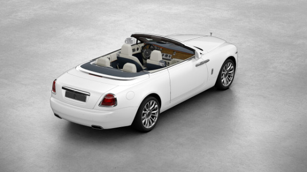 New 2019 Rolls-Royce Dawn for sale Sold at F.C. Kerbeck Rolls-Royce in Palmyra NJ 08065 4