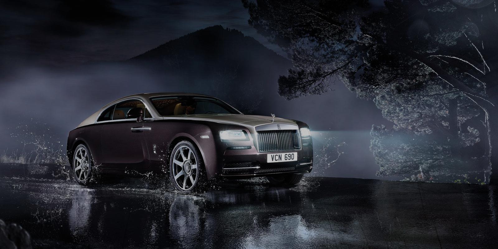 Rolls Royce Wraith Black Badge Fc Kerbeck Palmyra Nj